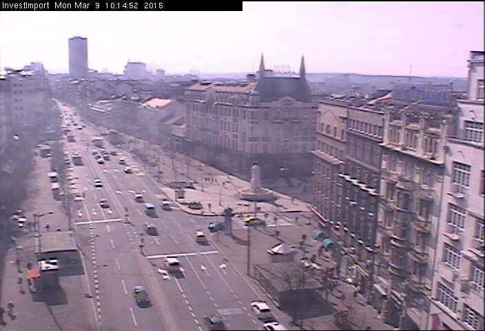 Dettaglio webcam Belgrado
